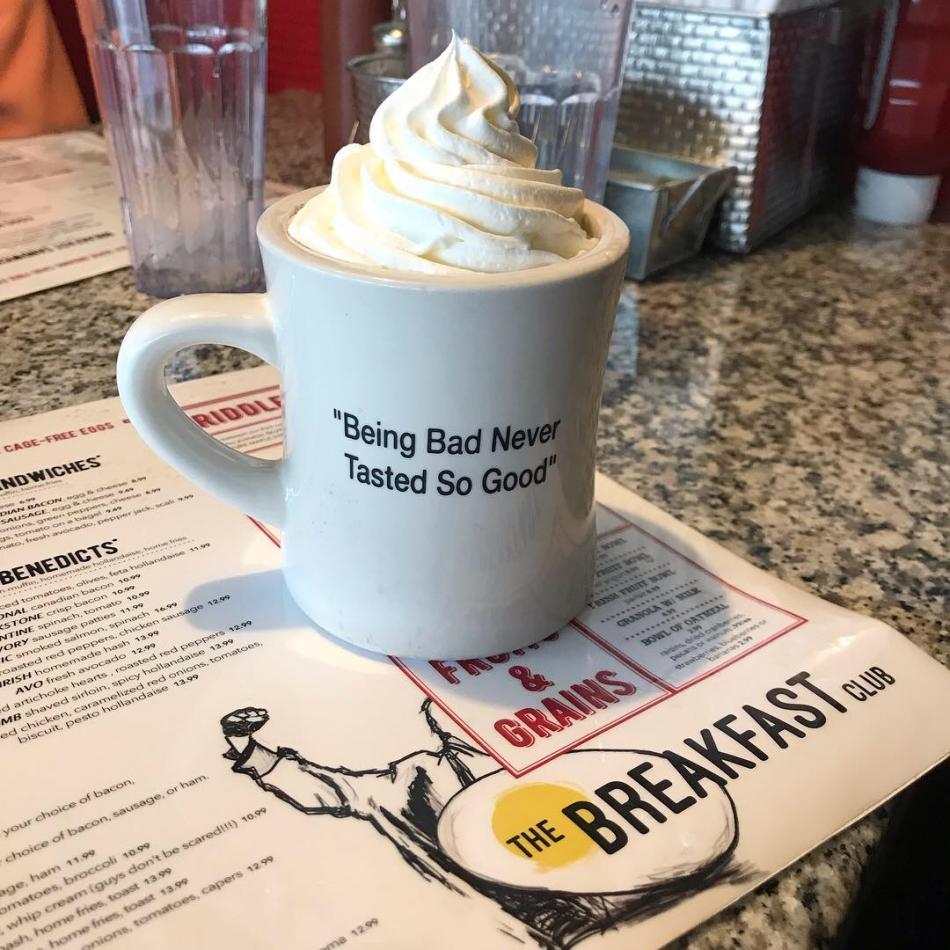 The Breakfast Club Boston
