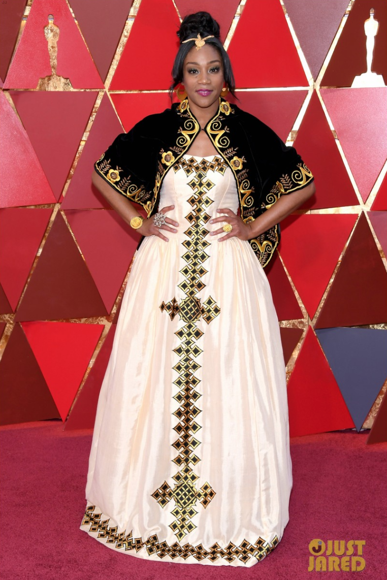 Tiffany Haddish Oscars 2018