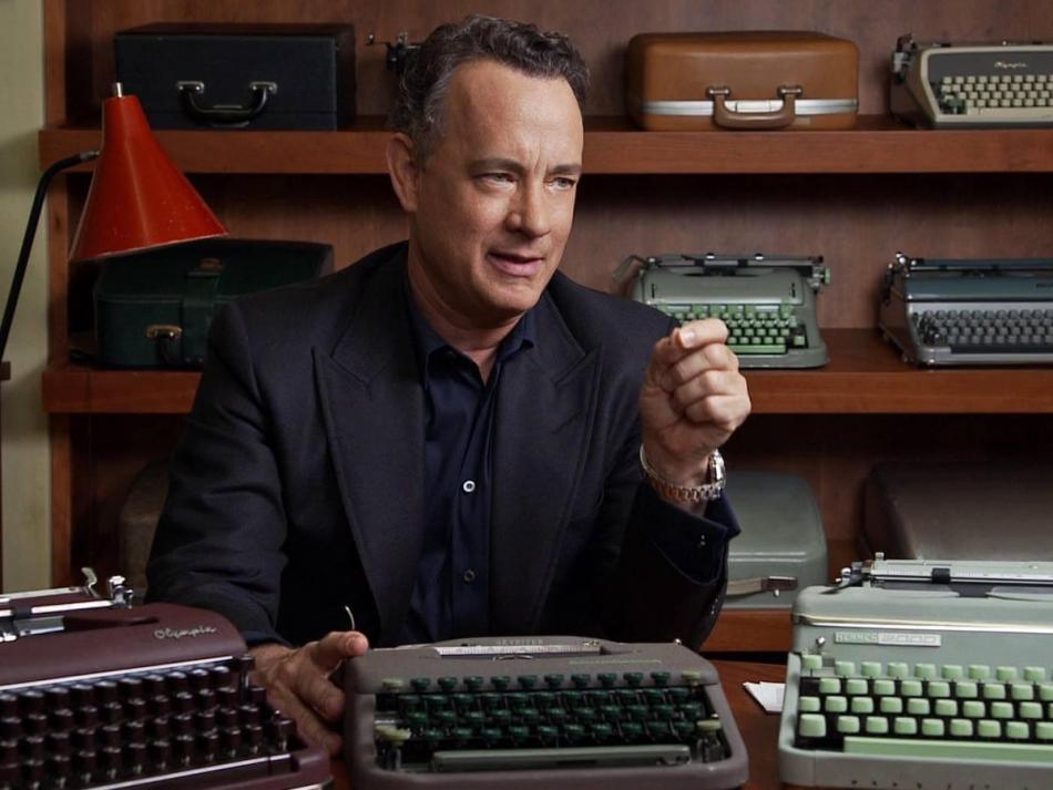 Uncommon Type Tom Hanks
