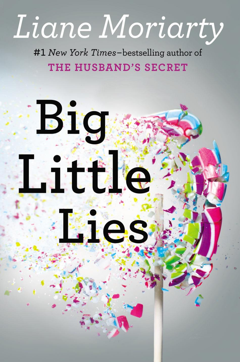 Big Little Lies Book Cover
