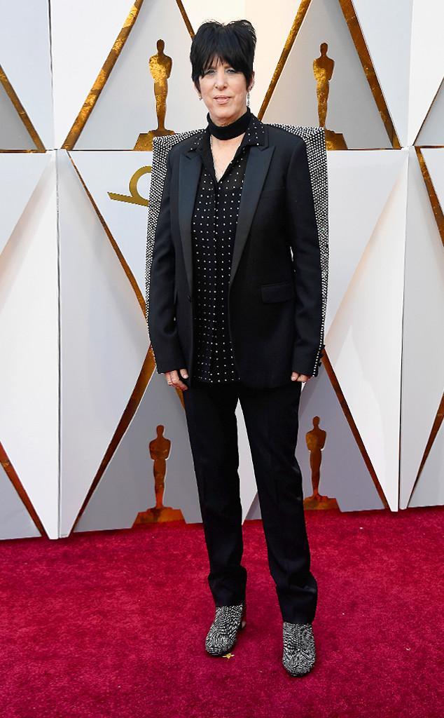 Diane Warren Oscars 2018