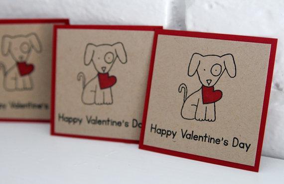 Dog Valentines