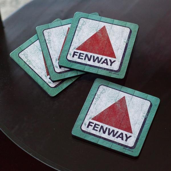 Fenway Coasters