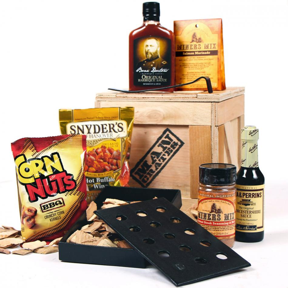Hickory Grilling Crate