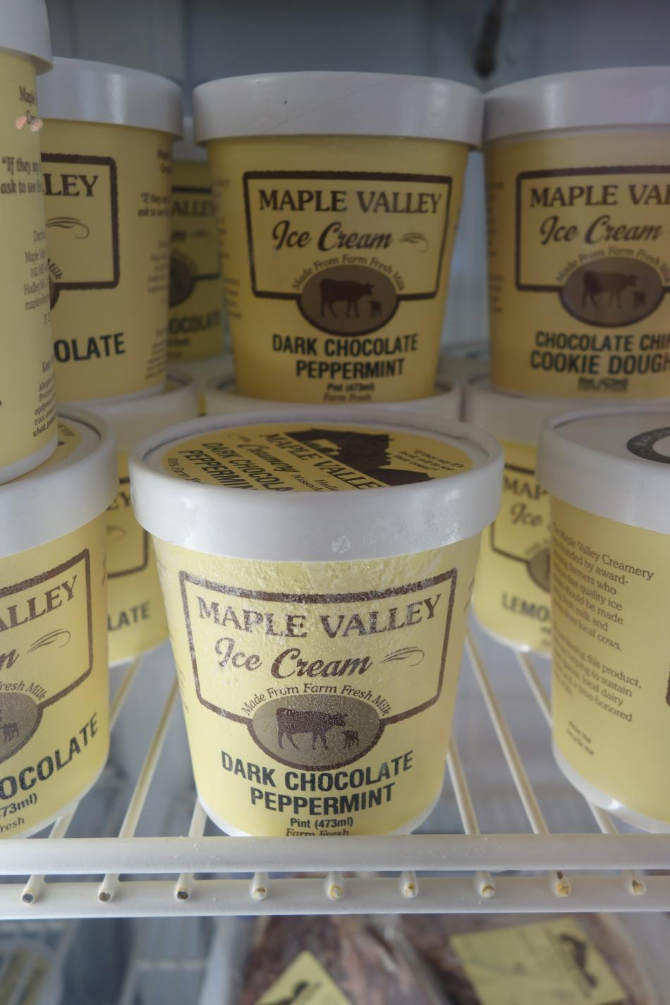 Maple Valley Ice Cream