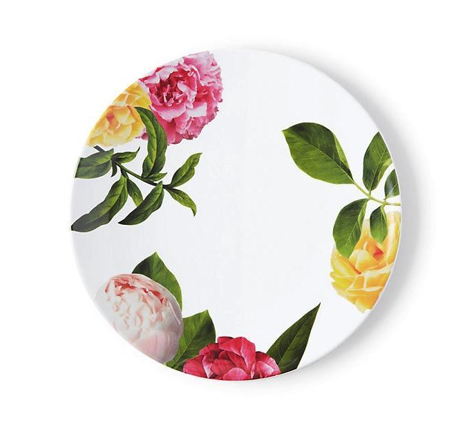 Kate Spade Floral Dinner Plate