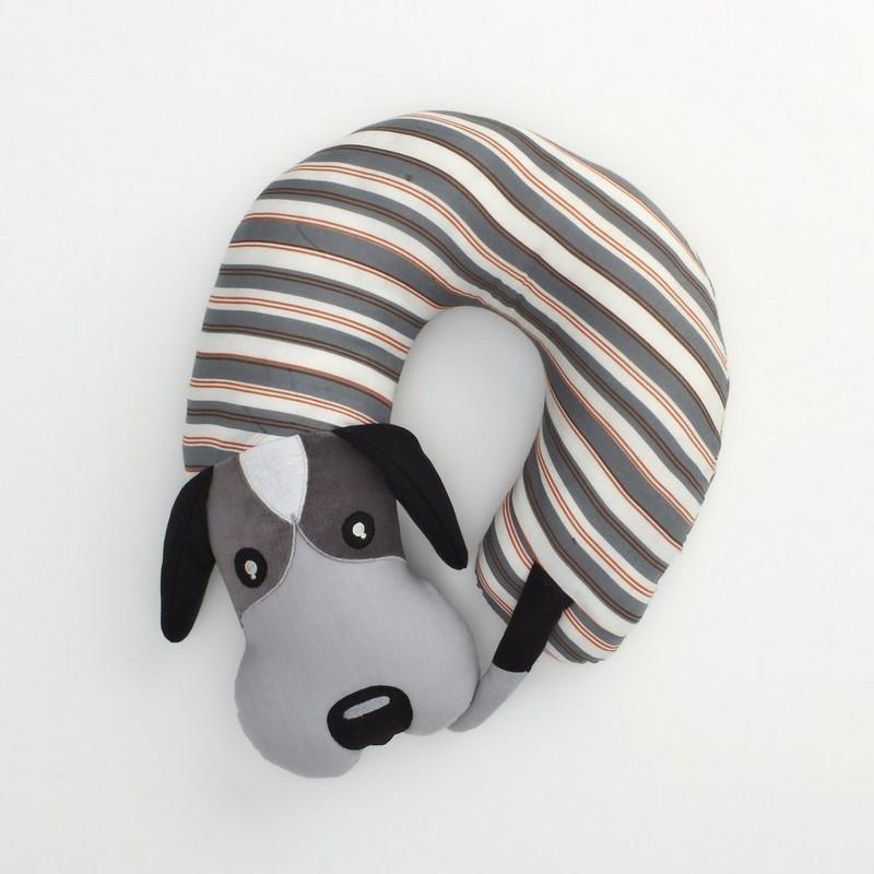 Dog Plane Pillow