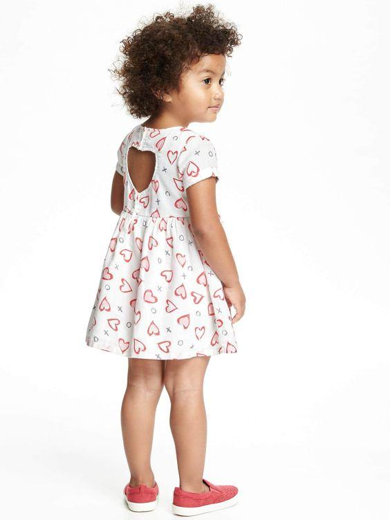 Old Navy Heart Dress