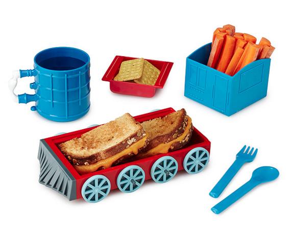Train Dining Set