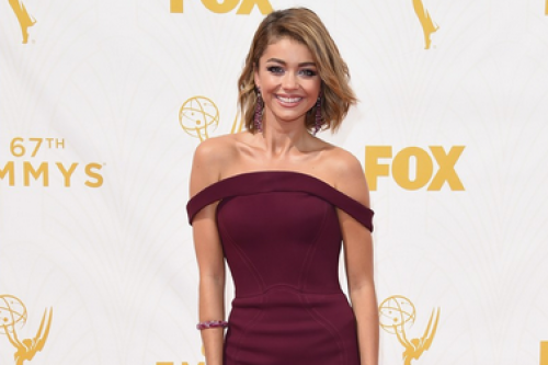 Photo of Modern Family's Sarah Hyland.